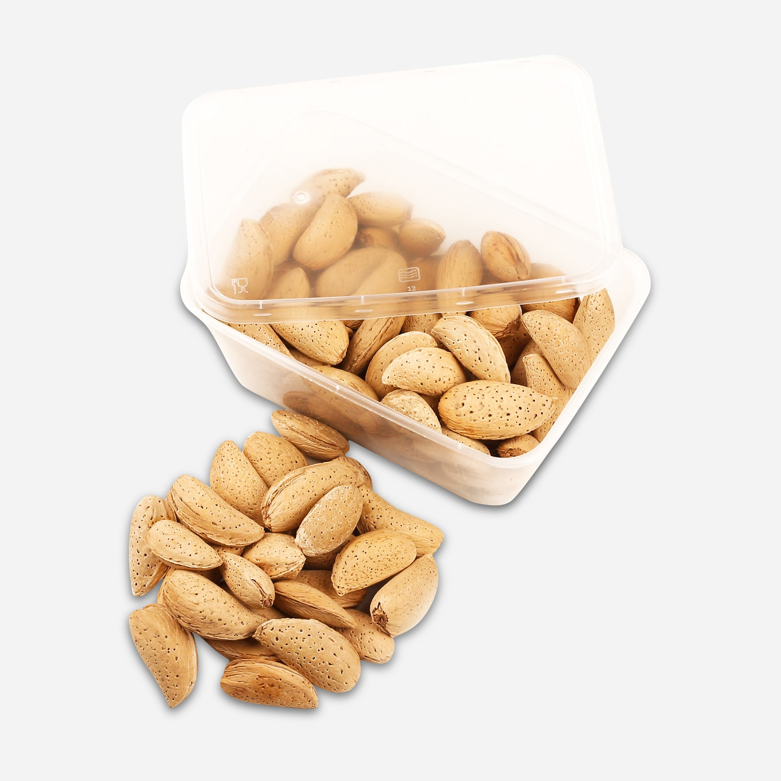 almonds-with-shell
